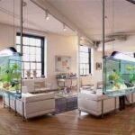 Оригинальные идеи аквариума в интерьере